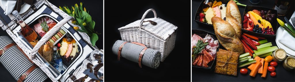 Images of the picnic basket