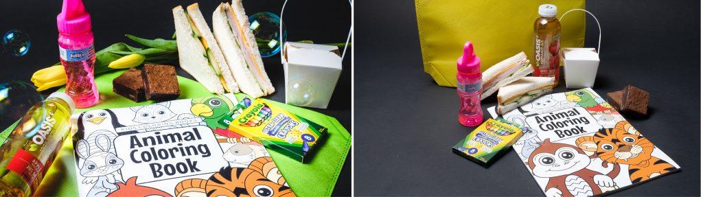 Kids Picnic Bags